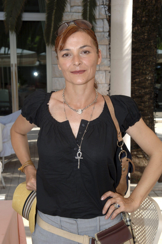 Split , 040708. LJiljana Nikolovska bivsa pjevacica popularne grupe Magazin  nakon dugo vremema dosla je u