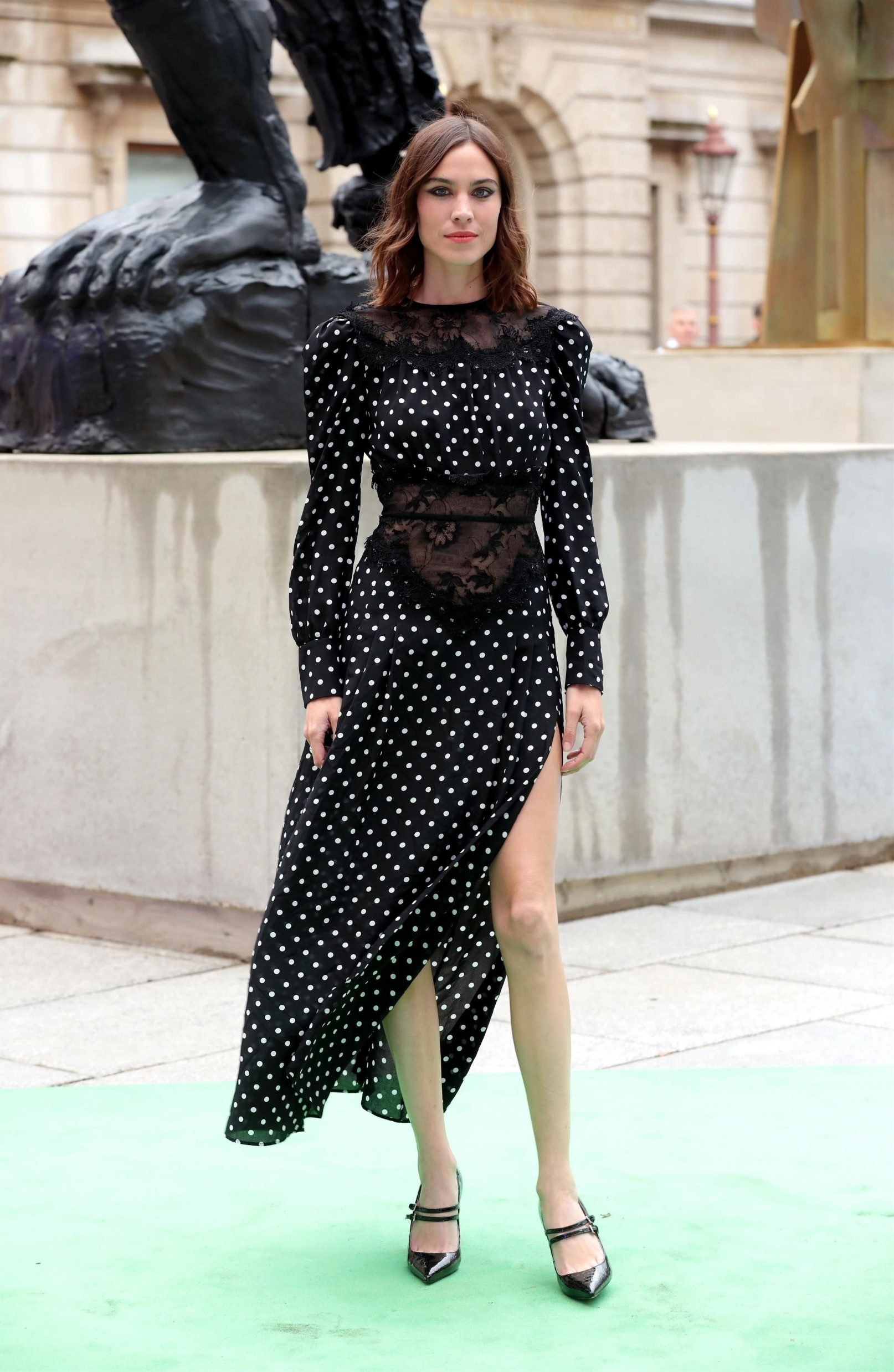 LONDON, UNITED KINGDOM  - Celebrities attend the Royal Academy of Arts Summer exhibition preview party at Royal Academy of Arts, London, UK.  *UK Clients - Pictures Containing Children Please Pixelate Face Prior To Publication*,Image: 443299357, License: Rights-managed, Restrictions: , Model Release: no, Credit line: BACKGRID / Backgrid UK / Profimedia