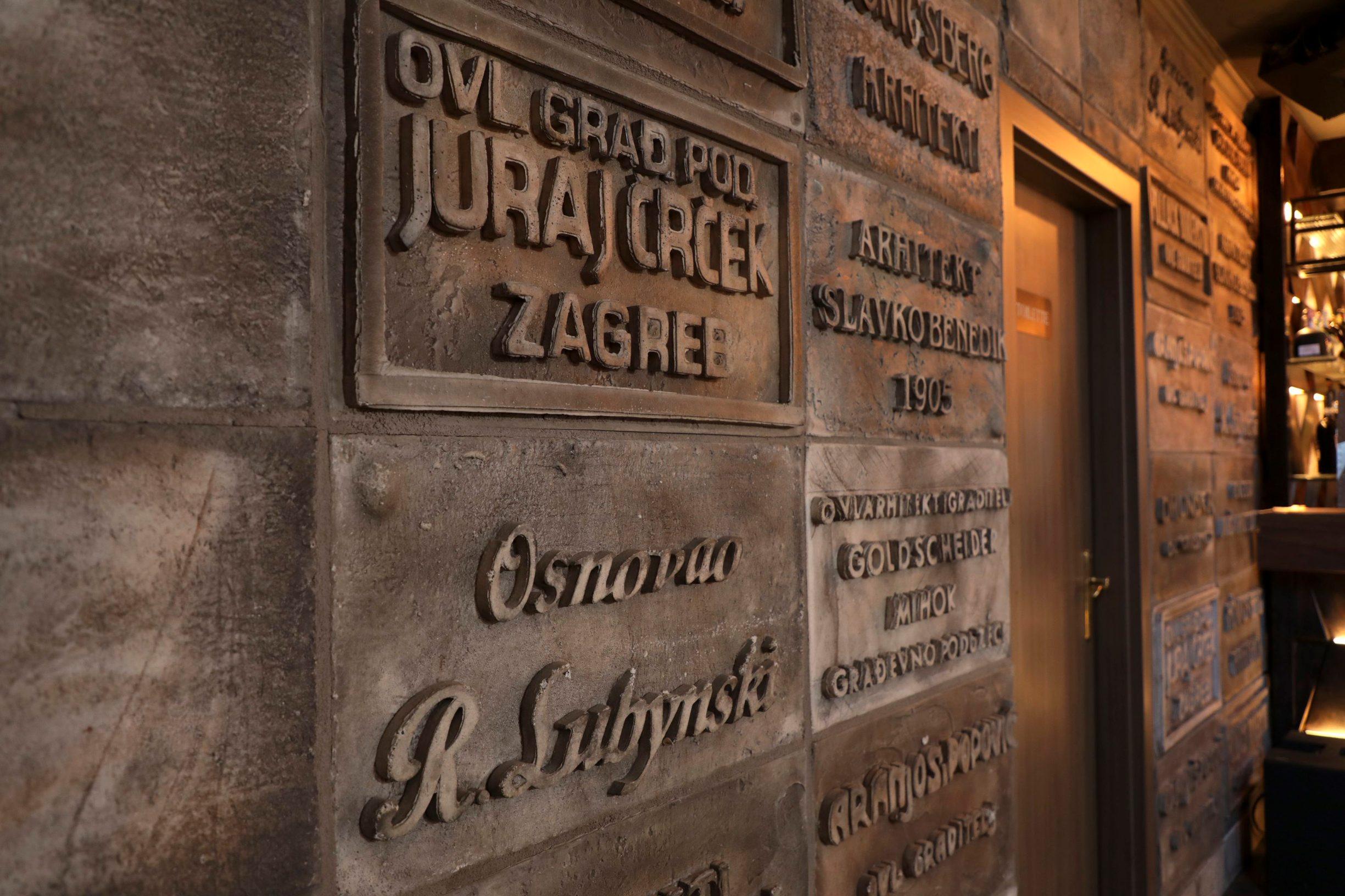 Zagreb, 010620. Preuredjeni prostor kultne kavane i cluba Johann Franck na Trgu bana Jelacica. Foto: Berislava Picek/ CROPIX