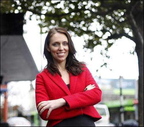 New Zealand Labour Party MP, Jacinda Ardern, New Zealand Various,Image: 220959375, License: Rights-managed, Restrictions: , Model Release: no, Credit line: David White / Shutterstock Editorial / Profimedia