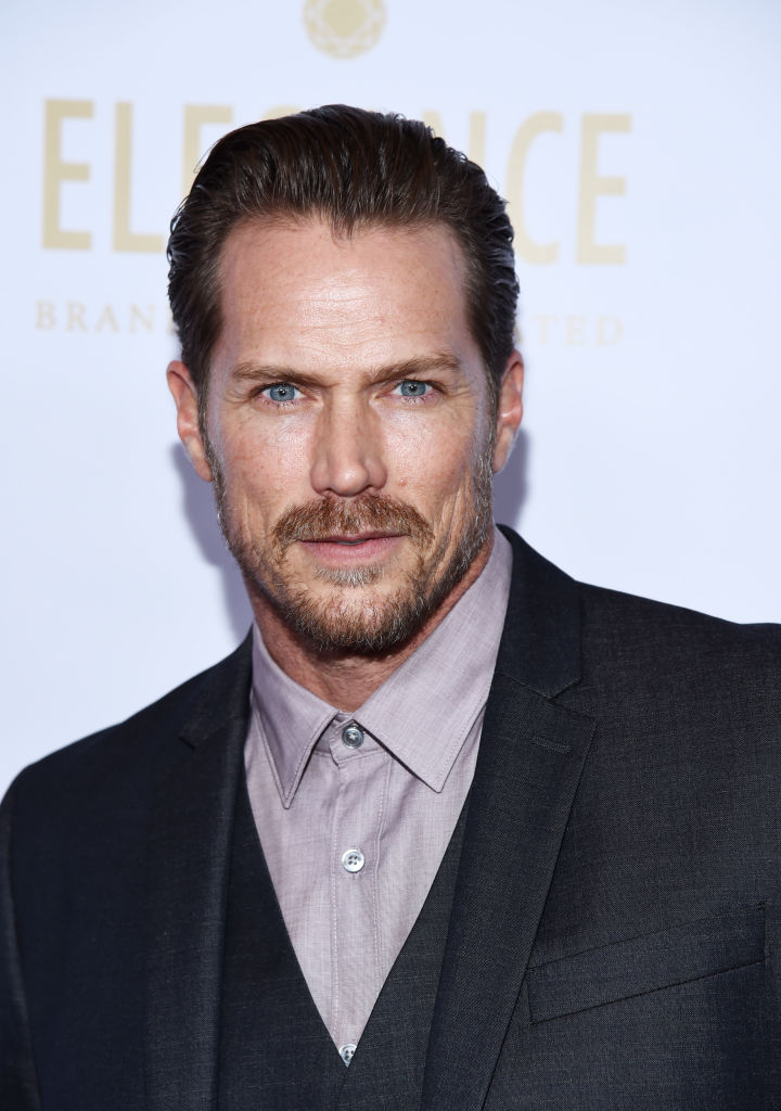 BEVERLY HILLS, CALIFORNIA - NOVEMBER 09: Jason Lewis arrives at the 2019 WildAid Gala at the Beverly Wilshire Four Seasons Hotel on November 09, 2019 in Beverly Hills, California. (Photo by Amanda Edwards/Getty Images)