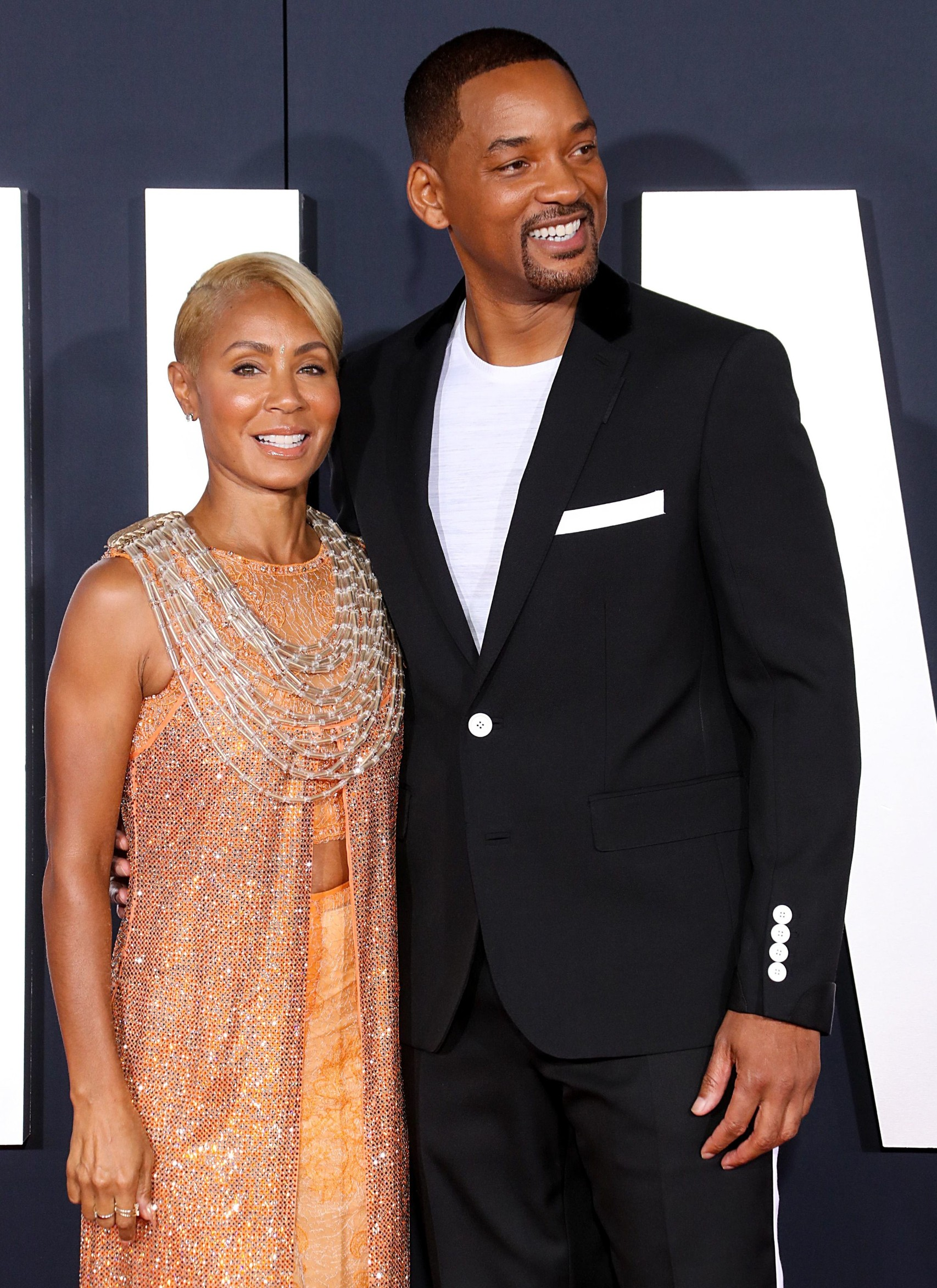 Will Smith and Jada Pinkett Smith   'Gemini Man' film premiere, Arrivals, TCL Chinese Theatre, Los Angeles, USA - 06 Oct 2019,Image: 475382602, License: Rights-managed, Restrictions: , Model Release: no, Credit line: Matt Baron / Shutterstock Editorial / Profimedia