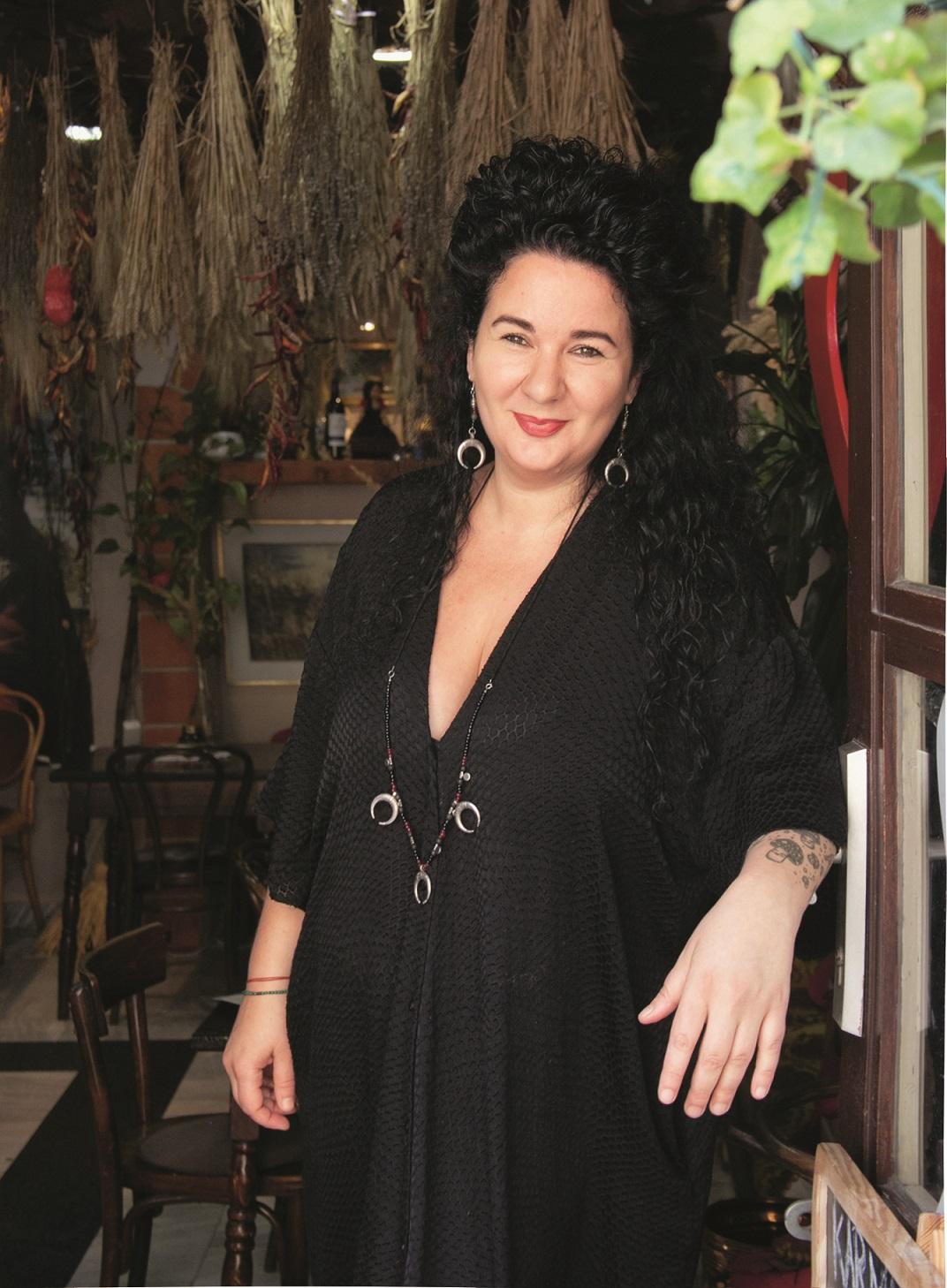marcela Kolman, vlasnica Mio Corazon, bar s tapasima, radiceva, zagreb, 070720