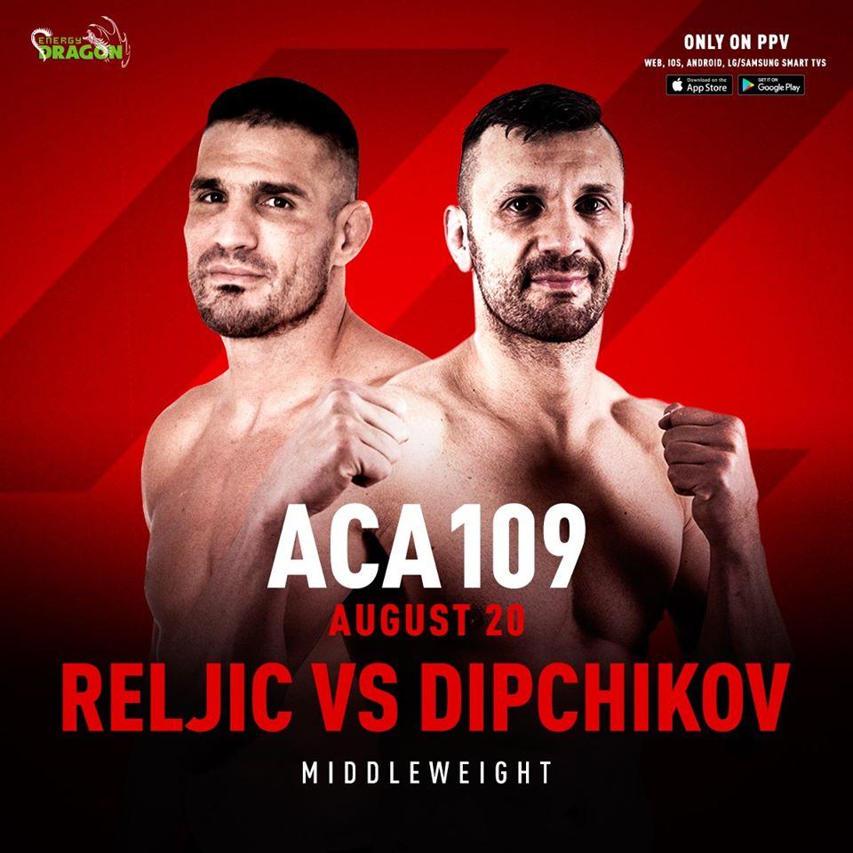 Reljić vs. Dipchikov