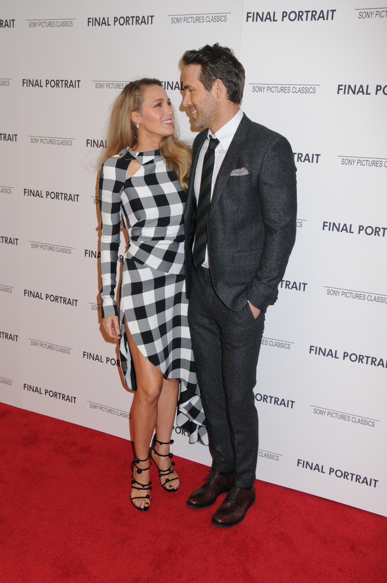 Blake Lively and Ryan Reynolds A Special Screening of Final Portrait Hosted by Sony Pictures Classics, Solomon R. Guggenheim Museum Dominique Levy and Brett Gorvy, New York, USA - 22 Mar 2018,Image: 366706444, License: Rights-managed, Restrictions: , Model Release: no, Credit line: SilverHub / Shutterstock Editorial / Profimedia