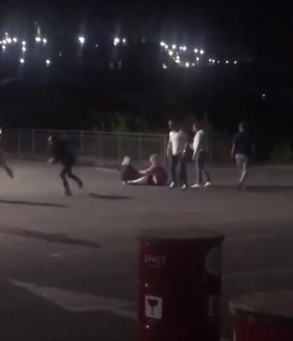 Startchev incident