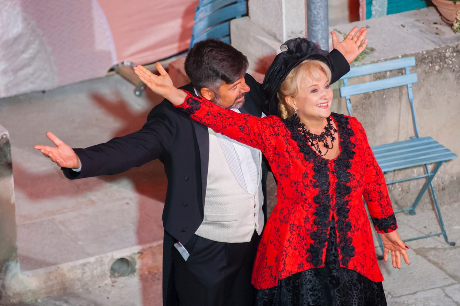 Lidija Horvat Dunjko i Ronald Braus