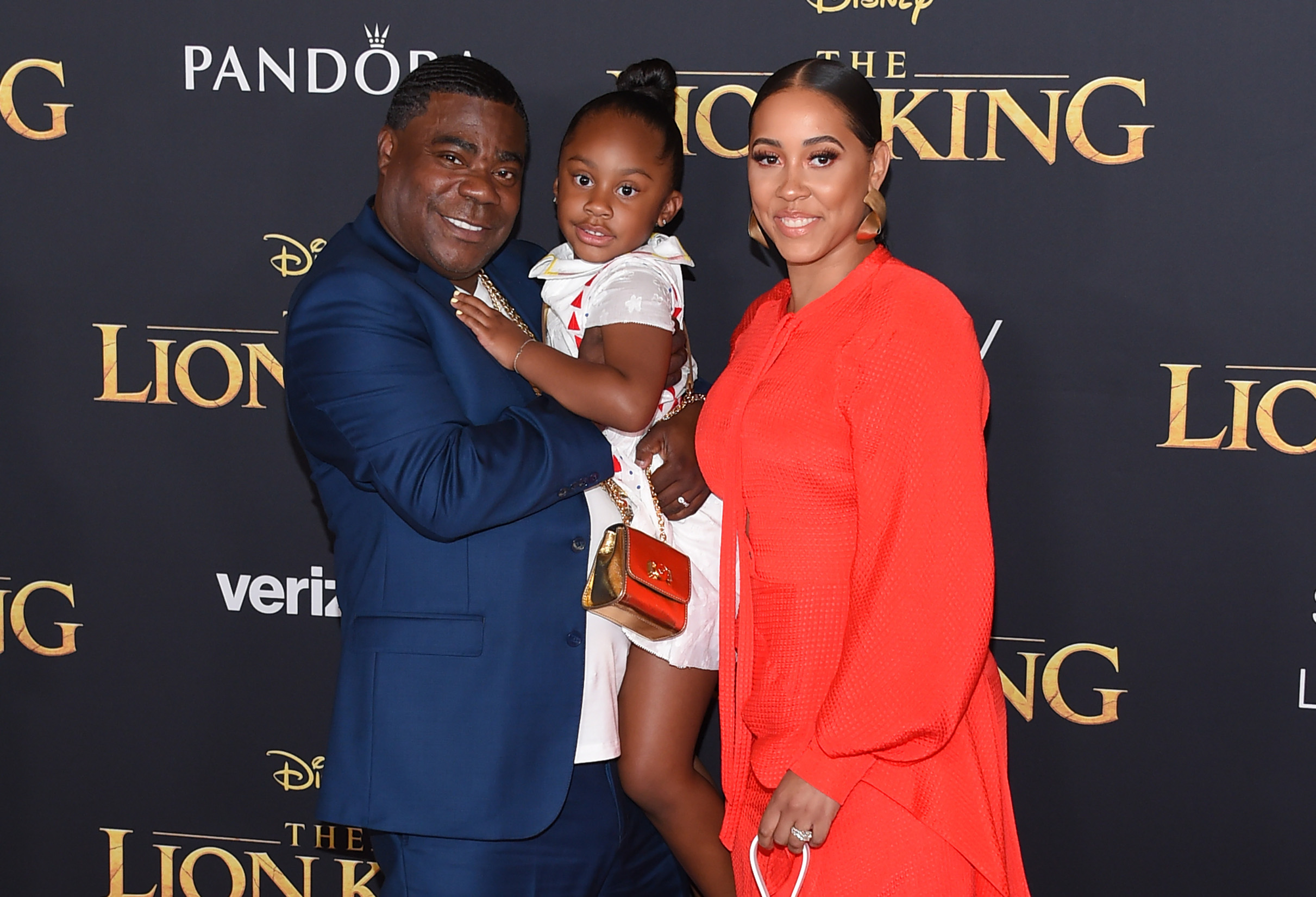 Tracy Morgan and wife Megan Wollover to filie for divorce after nearly five years of marriage.  Tracy Morgan and Megan Wollover at the US premiere of