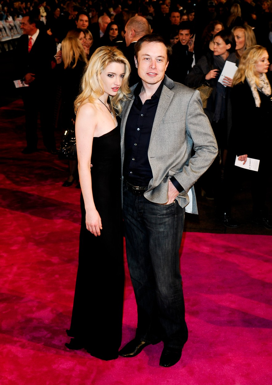 Talulah Riley and Elon Musk attending the world premiere of St Trinian's 2, The Legend Of Fritton's Gold, Empire Leicester Square, London, England - 09.12.09,Image: 48463748, License: Rights-managed, Restrictions: WORLD RIGHTS - Fee Payable Upon Reproduction - For queries call Photoshot Global HQ - London + 44 (0)20 7421 6000  , also  New York Office   Tel : + 1 646-429-8731 and  Hamburg Office Tel  +49 (0)40 530 240 5959  - Fee Payable Upon Reproduction - For queries call Photoshot Global HQ - London + 44 (0)20 7421 6000  , also  New York Office   Tel : + 1 646-429-8731 and  Hamburg Office Tel  +49 (0)40 530 240 5959, Model Release: no, Credit line: Photoshot / Avalon Editorial / Profimedia