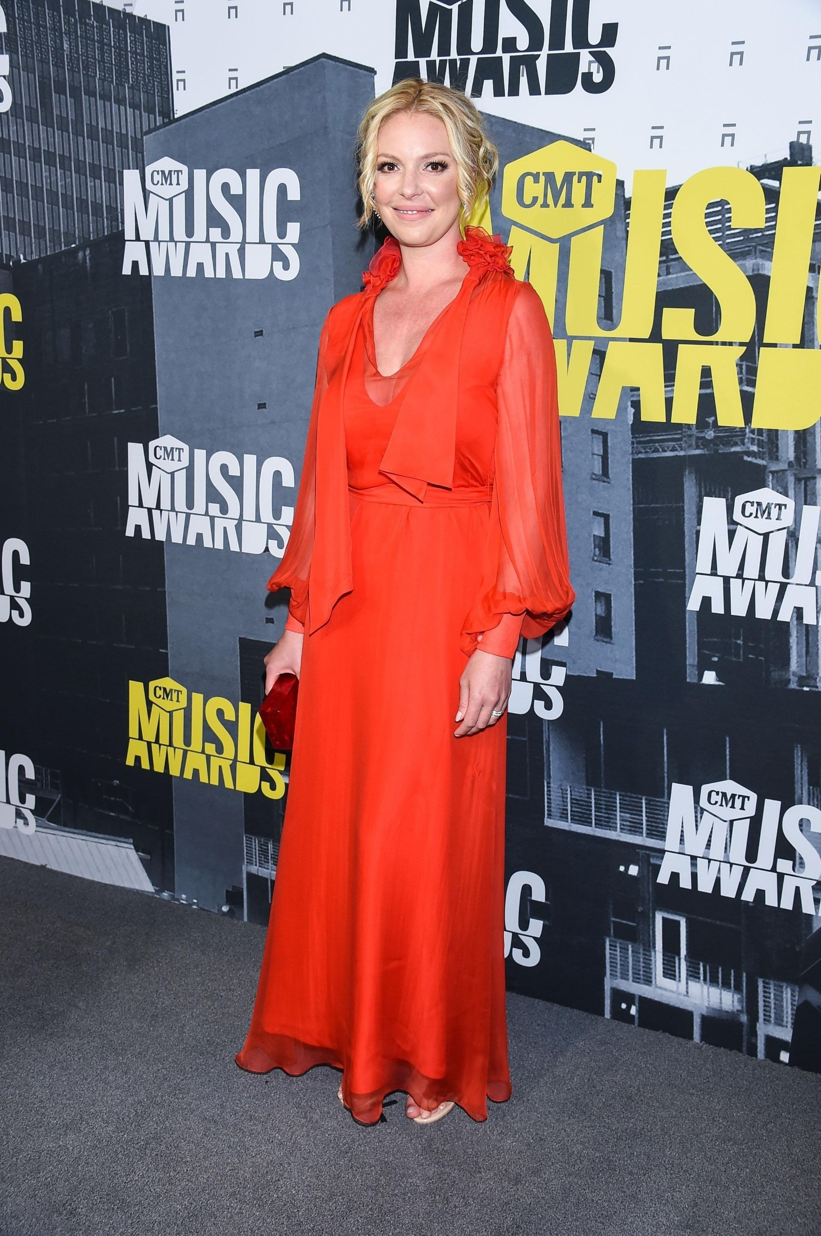 Nashville, TN  - Stars attend the 2017 CMT Music awards at the Music City Center in Tennessee.  BACKGRID USA 7 JUNE 2017,Image: 335782453, License: Rights-managed, Restrictions: , Model Release: no, Credit line: BACKGRID / Backgrid USA / Profimedia