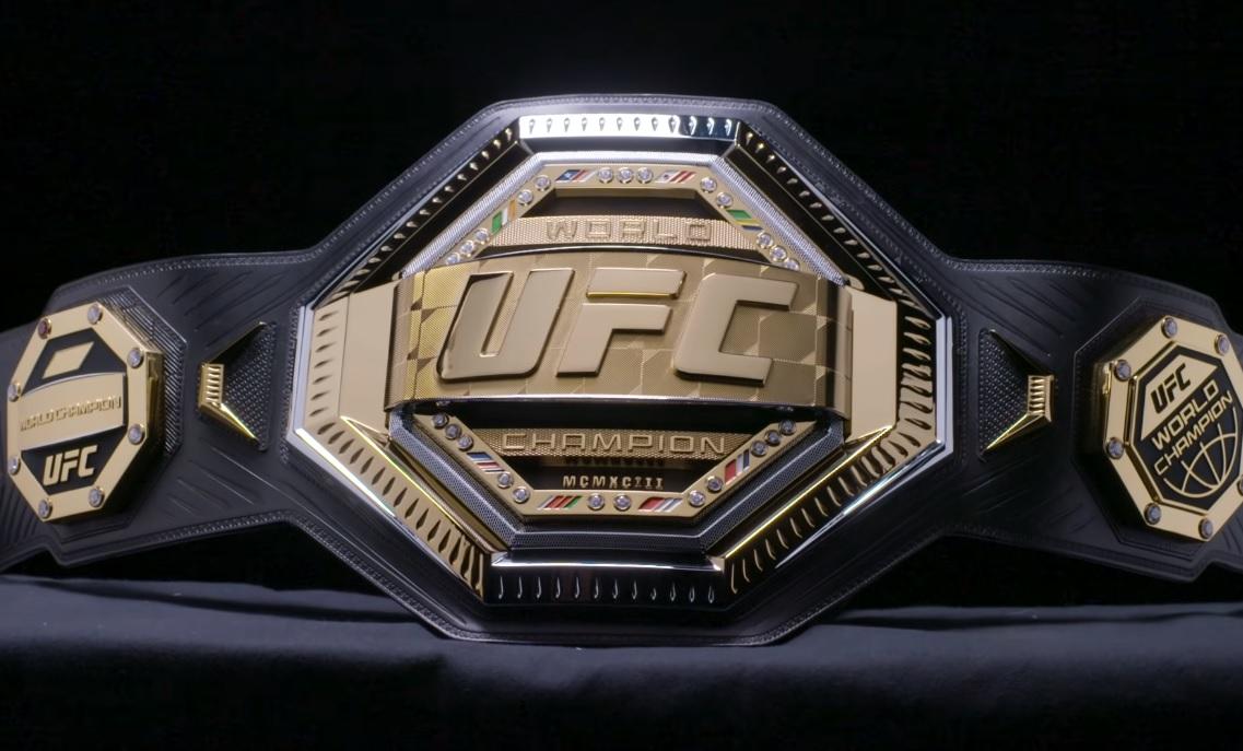 UFC pojas