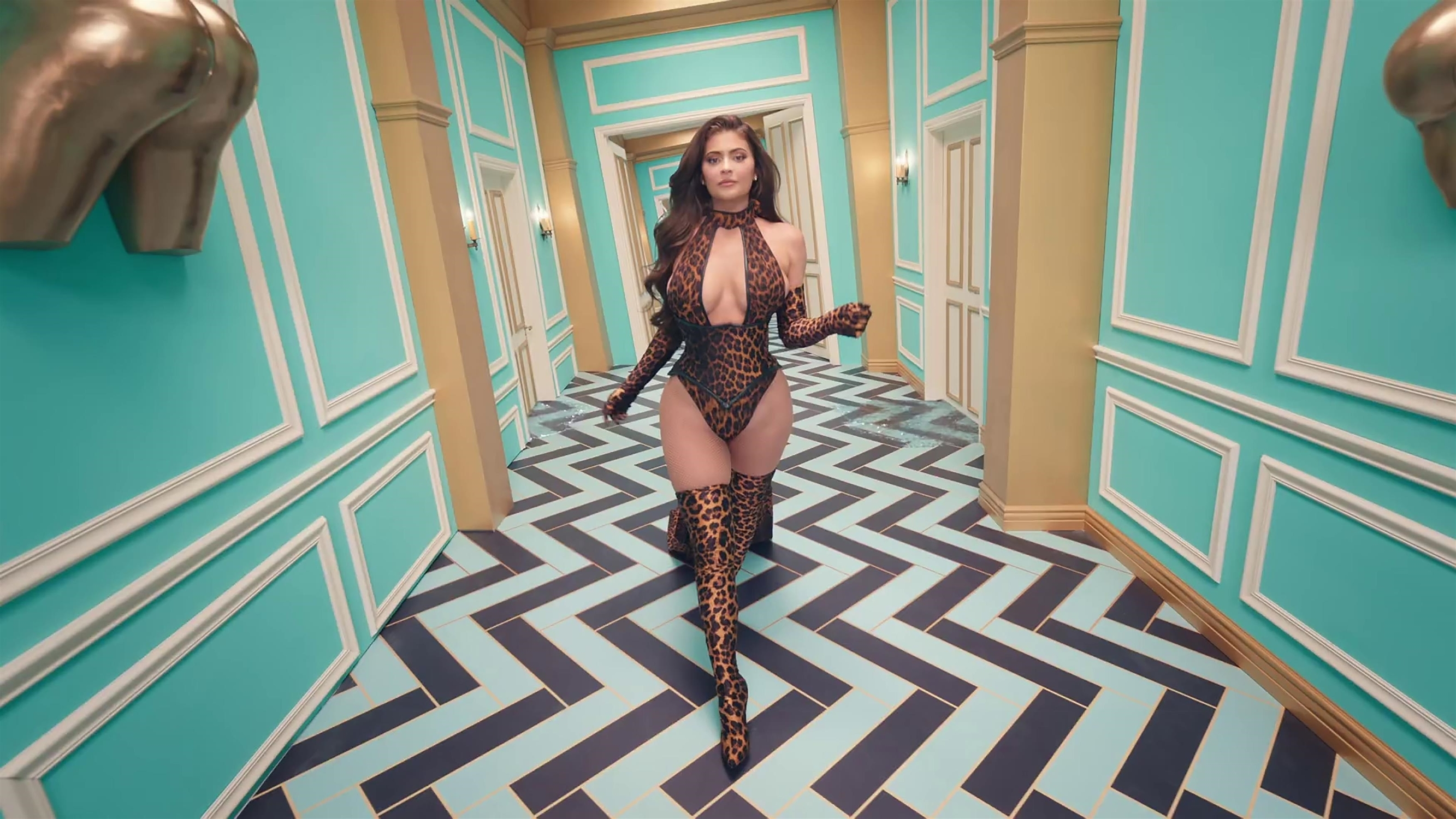 Los Angeles,   - Kylie Jenner makes an appearance in Cardi B and Megan Thee Stallion's 'WAP' music video    ---------           *  USA: +1 310 798 9111 / usasales@backgrid.com  *UK Clients - Pictures Containing Children Please Pixelate Face Prior To Publication*,Image: 550619595, License: Rights-managed, Restrictions: RIGHTS: WORLDWIDE EXCEPT IN UNITED STATES, Model Release: no, Credit line: BACKGRID / Backgrid UK / Profimedia