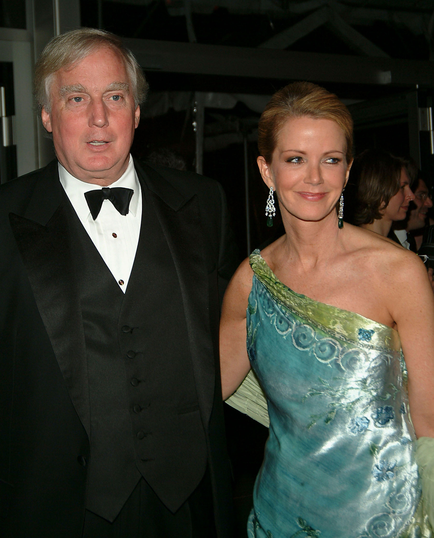 NEW YORK - MAY 23: Robert and Blaine Trump attend American Ballet Theatre (ABT) celebrating its 65th anniversary with the Annual Spring Gala at the Metropolitan Opera House on May 23, 2005 New York City, New York. (Photo by Desiree Navarro/Getty Images)
