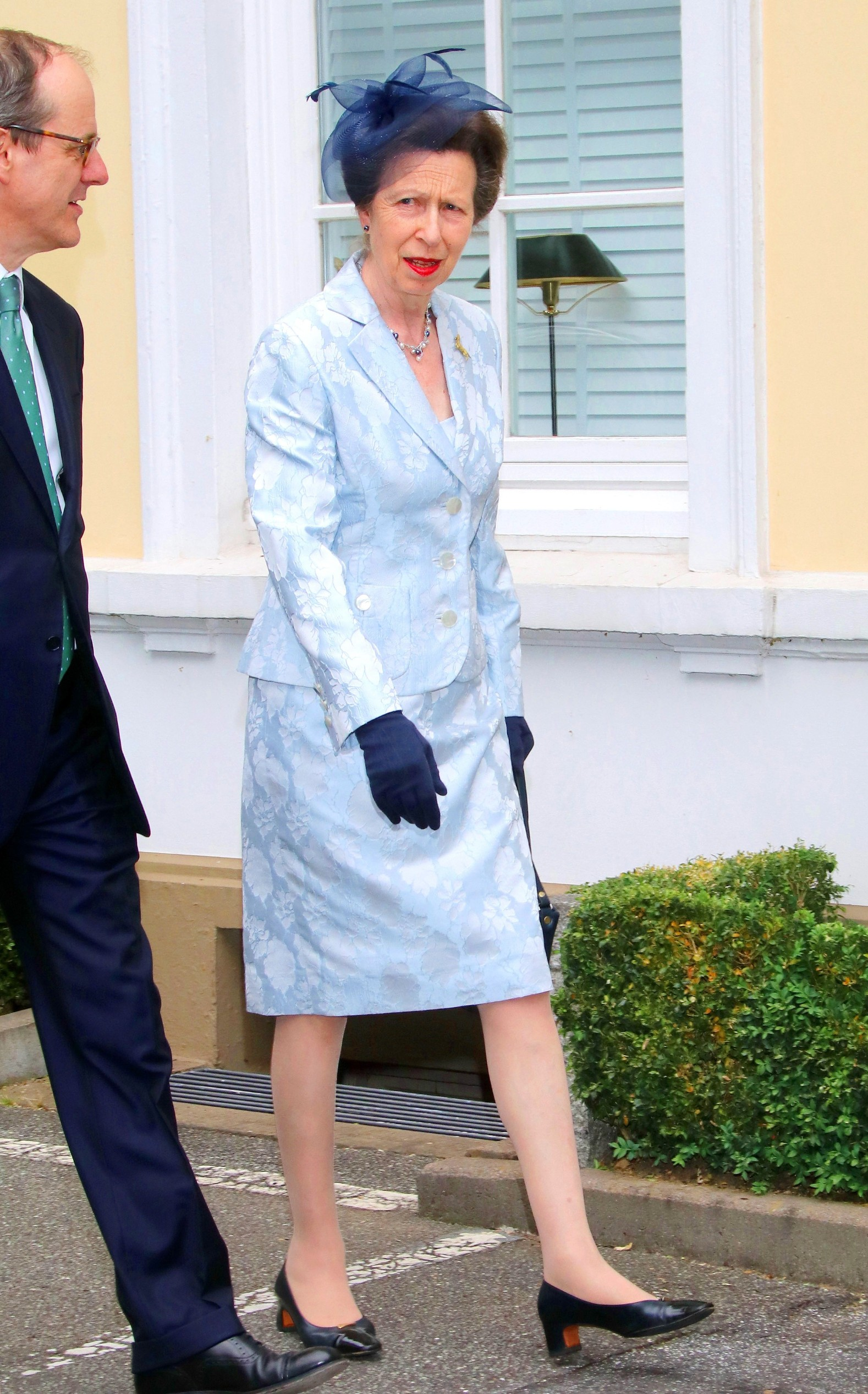 Princess Anne Queen Elizabeth II. Birthday Celebration at the Anglo-German Club, Hamburg, Germany - 15 Jun 2017,Image: 338039834, License: Rights-managed, Restrictions: , Model Release: no, Credit line: action press / Shutterstock Editorial / Profimedia
