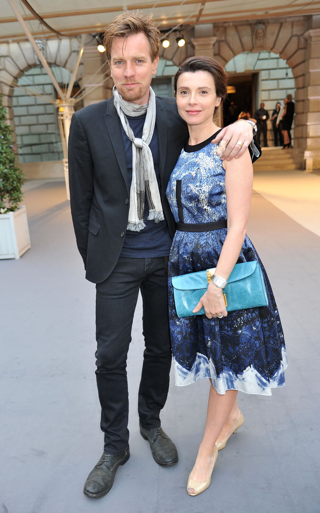 02/06/2011: Royal Academy of Arts Summer Exhibition 2011 Private View at The RAA, Piccadilly. Here, Ewan McGregor with his wife Eve,Image: 94980635, License: Rights-managed, Restrictions: NO UK SALES, Model Release: no, Credit line: Davidson / Goff Photos / Profimedia