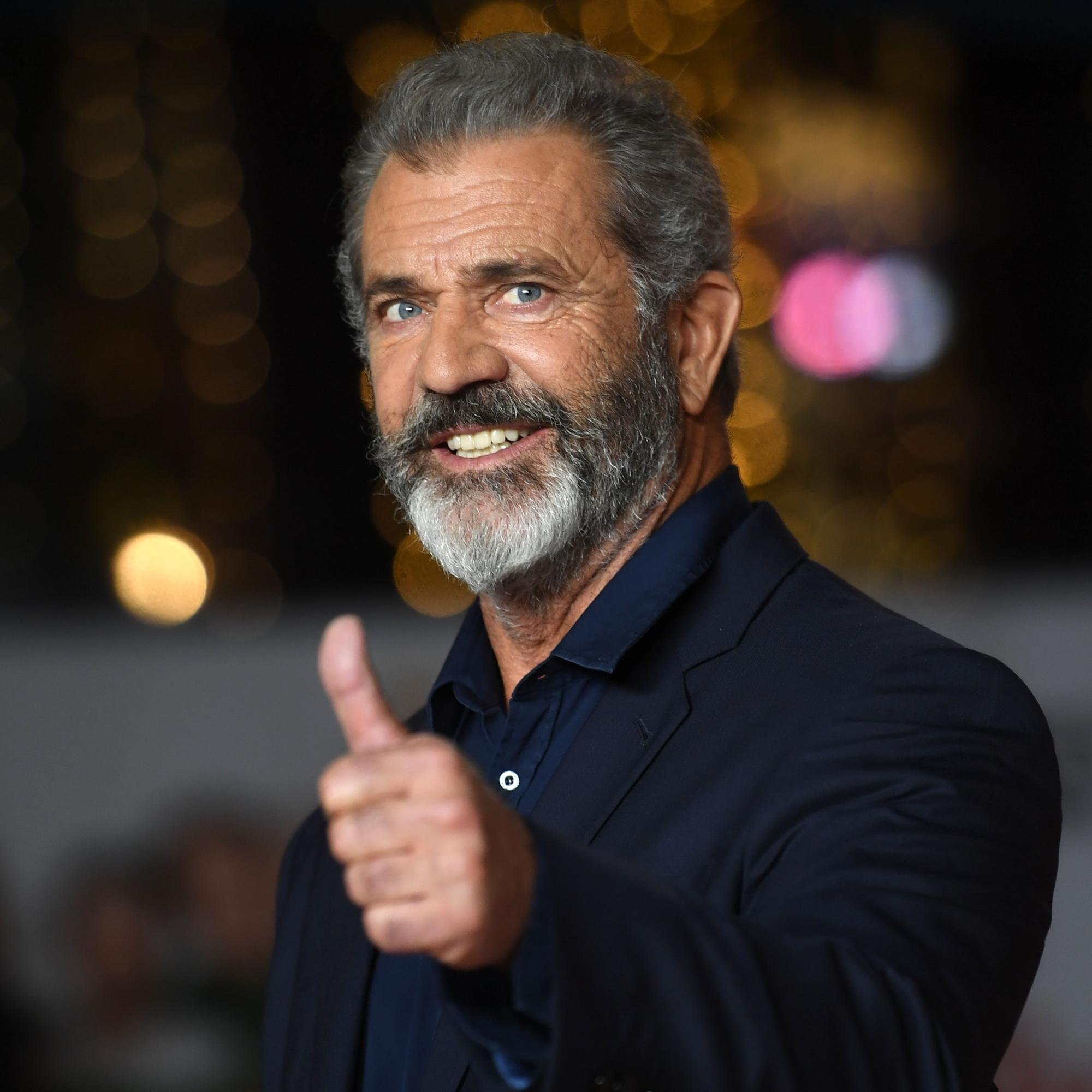 London, UNITED KINGDOM  - Daddy's Home 2 - UK Film Premiere in London  Pictured: Mel Gibson  BACKGRID UK 16 NOVEMBER 2017,Image: 355526743, License: Rights-managed, Restrictions: , Model Release: no, Credit line: ANTI / Backgrid UK / Profimedia
