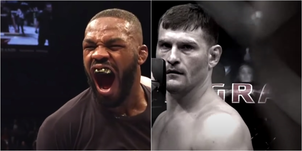 Jon Jones i Stipe Miočić