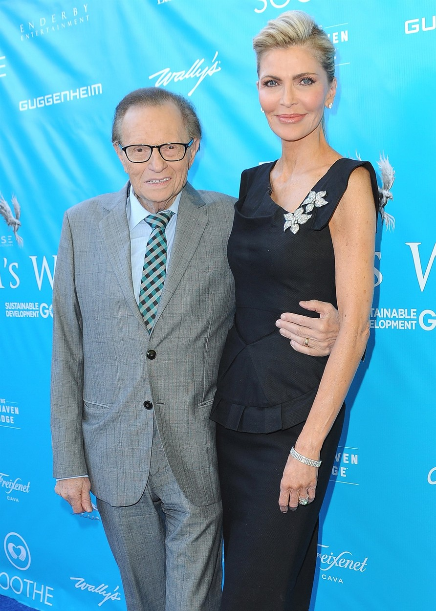 Beverly Hills, CA  - Larry King Files for Divorce from Shawn King After 22 Years. **FILE PHOTOS**  BACKGRID USA 20 AUGUST 2019,Image: 429639665, License: Rights-managed, Restrictions: **FILE PHOTOS**, Model Release: no, Credit line: MediaPunch / BACKGRID / Backgrid USA / Profimedia