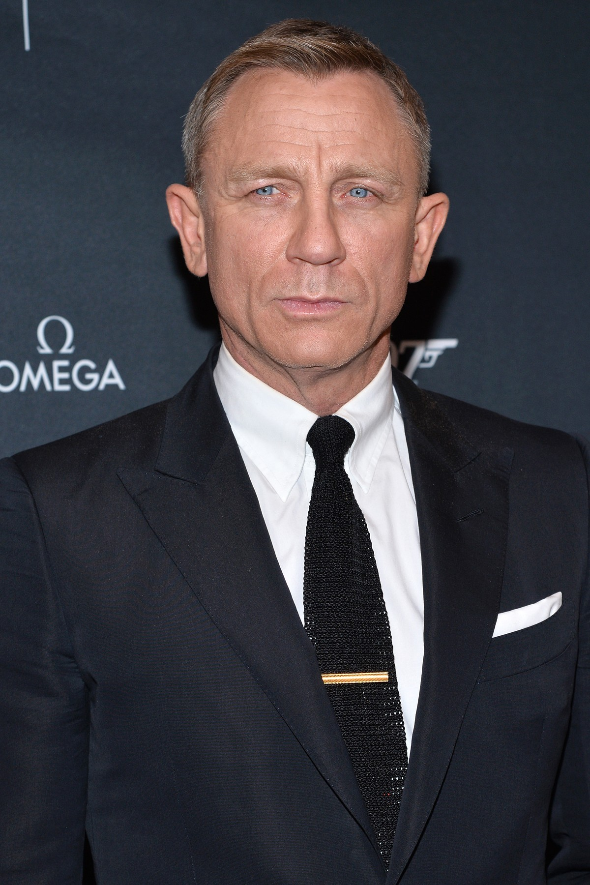 """Actor Daniel Craig attends the launch of the new """"Bond"""" watch by Omega in cunjuction with the upcoming 25th James Bond film """"No Time To Die"""", at The Standard High Line in New York, NY, December 4, 2019. Daniel Craig plays the fictional character James Bond created by author Ian Fleming.,Image: 486419936, License: Rights-managed, Restrictions: , Model Release: no, Credit line: Anthony Behar / ddp USA / Profimedia"""
