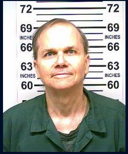 The man who shot John Lennon to death is seen here looking aged and withered in a newly released mugshot. Mark David Chapman, now aged 63, is this week set to appear before his tenth parole board hearing in New York. Chapman has been serving a 20-years-to-life sentence after pleading guilty to second degree murder after shooting Lennon four times in front of his wife Yoko Ono outside their Dakota apartment building near New York Citys Central Park in 1980. He has been imprisoned at Wende Correctional Facilityin Alden, New York, and has previously been denied parole nine times since December 2000. Chapman, who has been imprisoned since 1981, has since admitted to planning the shooting because he wanted to be famous. 21 Aug 2018,Image: 383489992, License: Rights-managed, Restrictions: World Rights, Model Release: no, Credit line: New York State Dep. Corr./ MEGA / The Mega Agency / Profimedia