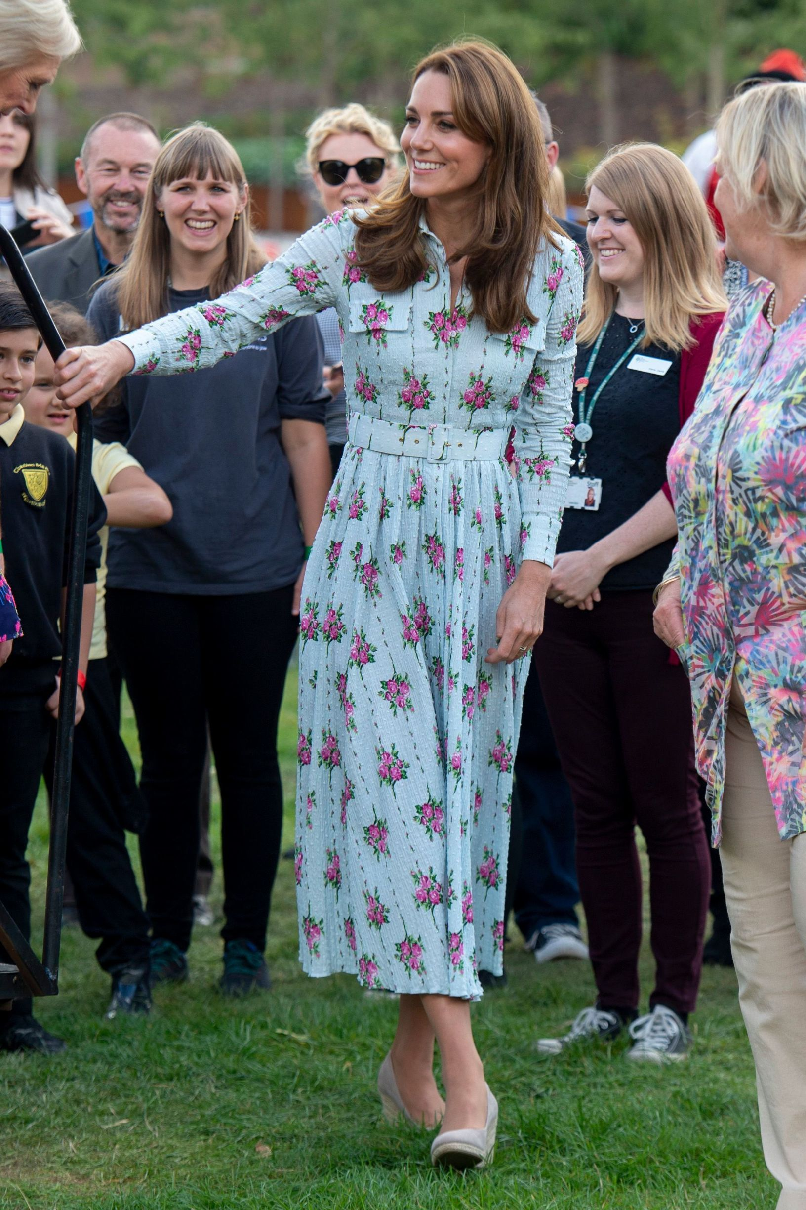 Catherine Duchess of Cambridge Back to Nature Festival, RHS Garden Wisley, Woking, UK - 10 Sep 2019,Image: 470202152, License: Rights-managed, Restrictions: , Model Release: no, Credit line: - / Shutterstock Editorial / Profimedia