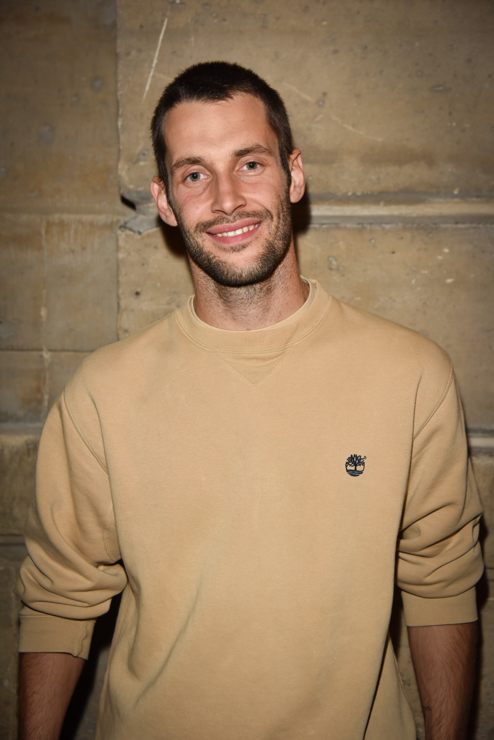 Simon Porte Jacquemus attends the Jacquemus show as part of the Paris Fashion Week Womenswear Spring/Summer 2018 on September 25, 2017 in Paris, France.,Image: 350559312, License: Rights-managed, Restrictions: Worldwide rights, Model Release: no, Credit line: Thomas Floyd / Crystal Pictures / Crystal pictures / Profimedia