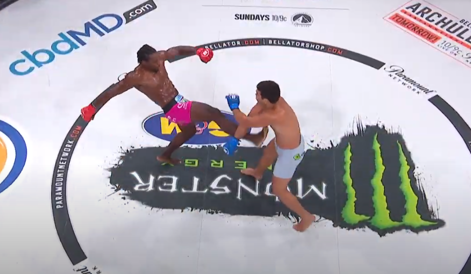 Phil Davis vs. Lyoto Machida