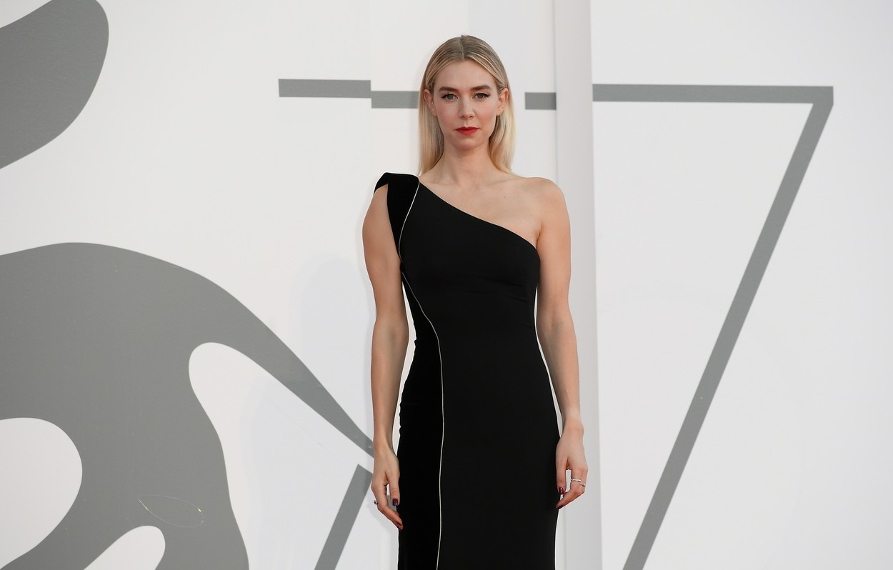 Vanessa Kirby duringl Closing Ceremony of the 77th Venice Film Festival. Venice, Italy 12-09-2020,Image: 557755380, License: Rights-managed, Restrictions: UK and ITALY OUT - Fee Payable Upon Reproduction - For queries contact Avalon.red - sales@avalon.red London: +44 (0) 20 7421 6000 Los Angeles: +1 (310) 822 0419 Berlin: +49 (0) 30 76 212 251, Model Release: no, Credit line: Avalon.red / Avalon Editorial / Profimedia