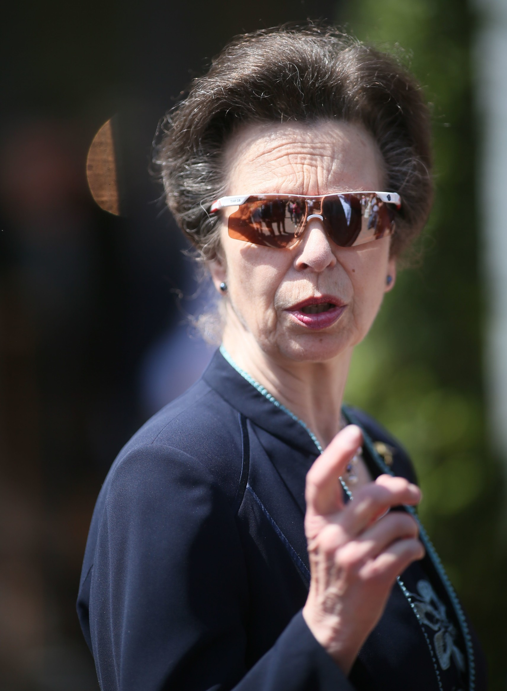 Princess Anne 60th anniversary of the