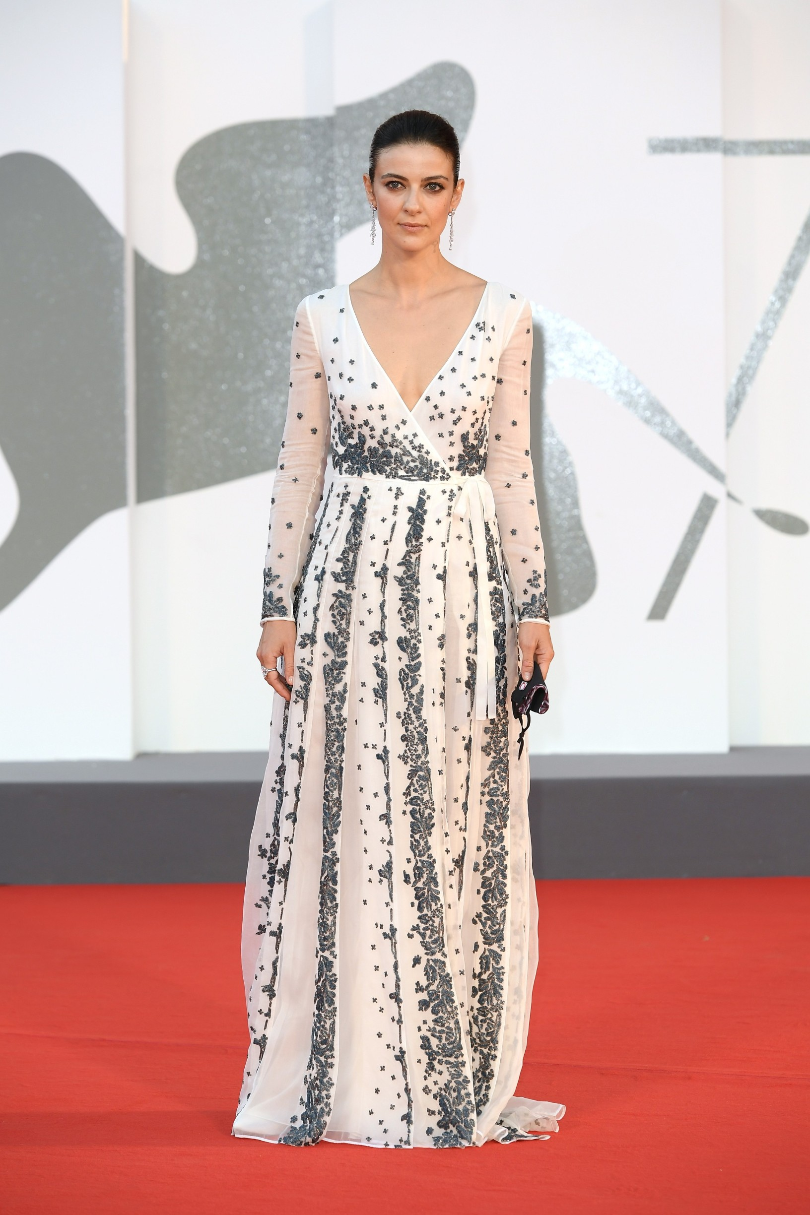 Barbara Ronchi during 'Padrenostro' premiere, 77th Venice International Film Festival, Italy - 04 Sep 2020,Image: 556375914, License: Rights-managed, Restrictions: UK and ITALY OUT - Fee Payable Upon Reproduction - For queries contact Avalon.red - sales@avalon.red London: +44 (0) 20 7421 6000 Los Angeles: +1 (310) 822 0419 Berlin: +49 (0) 30 76 212 251, Model Release: no, Credit line: Avalon.red / Avalon Editorial / Profimedia