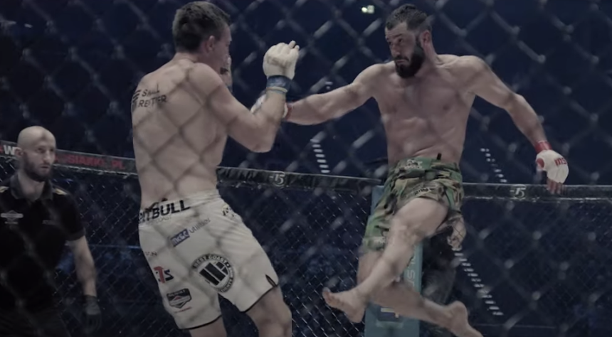 Scott Askham vs Mamed Khalidov