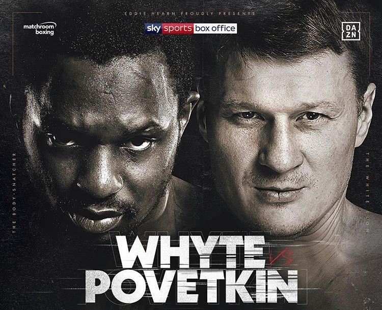 Whyte vs. Povetkin