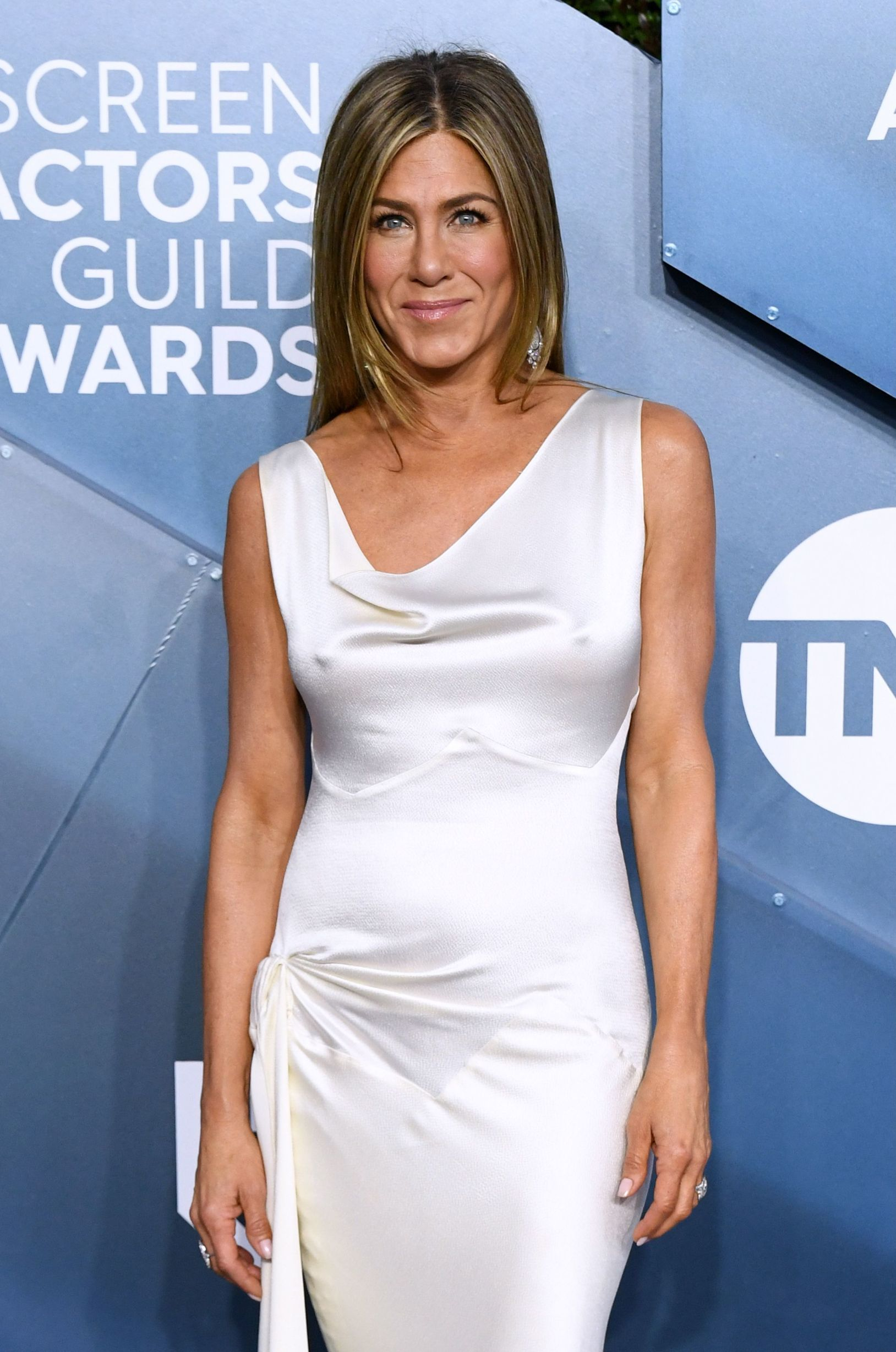 Jennifer Aniston 26th Annual Screen Actors Guild Awards, Arrivals, Shrine Auditorium, Los Angeles, USA - 19 Jan 2020,Image: 493684336, License: Rights-managed, Restrictions: , Model Release: no, Credit line: David Fisher / Shutterstock Editorial / Profimedia