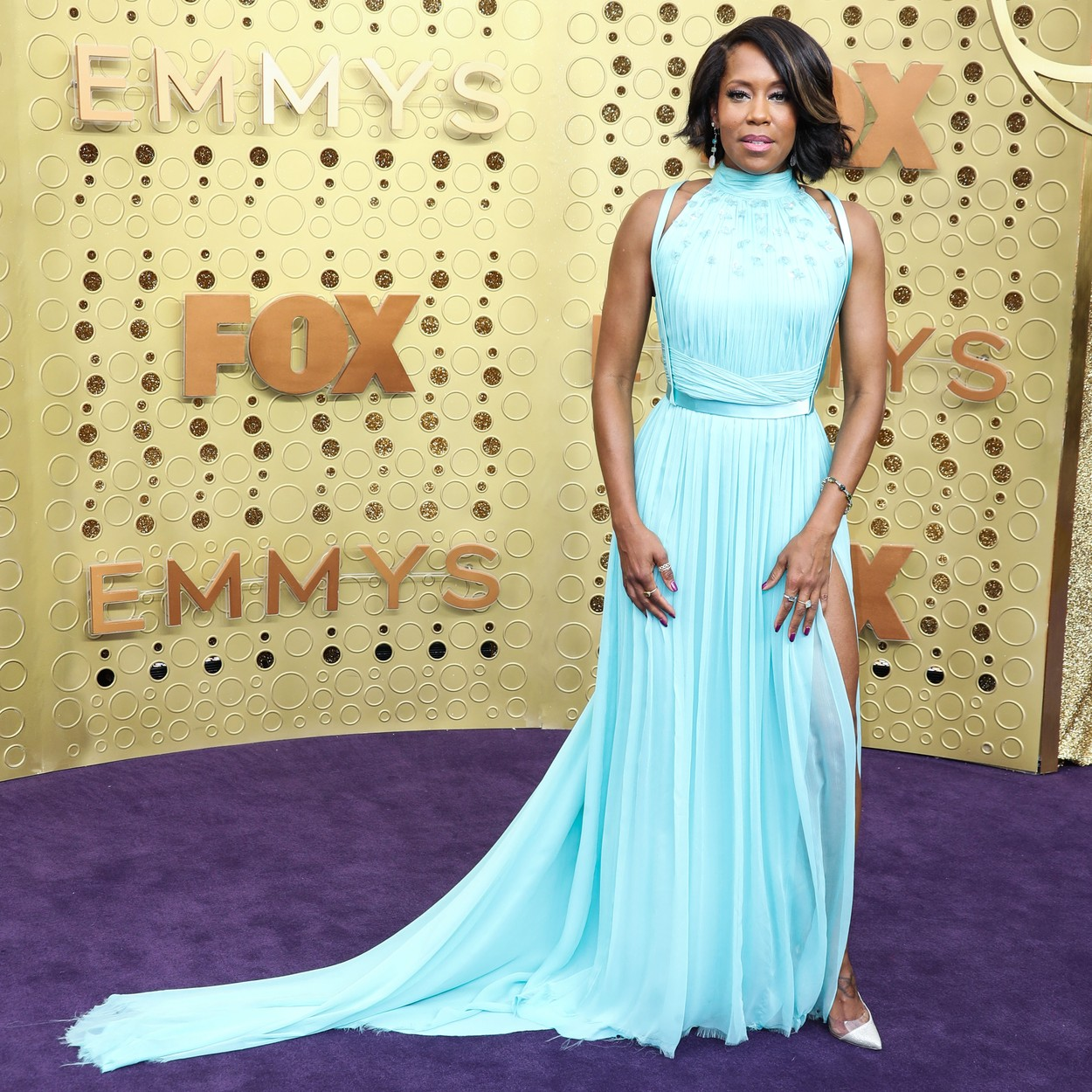 LOS ANGELES, CALIFORNIA, USA - SEPTEMBER 22: Regina King arrives at the 71st Annual Primetime Emmy Awards held at Microsoft Theater L.A. Live on September 22, 2019 in Los Angeles, California, United States.,Image: 472709779, License: Rights-managed, Restrictions: *** Australia Out ***, Model Release: no, Credit line: Image Press Agency / ddp USA / Profimedia
