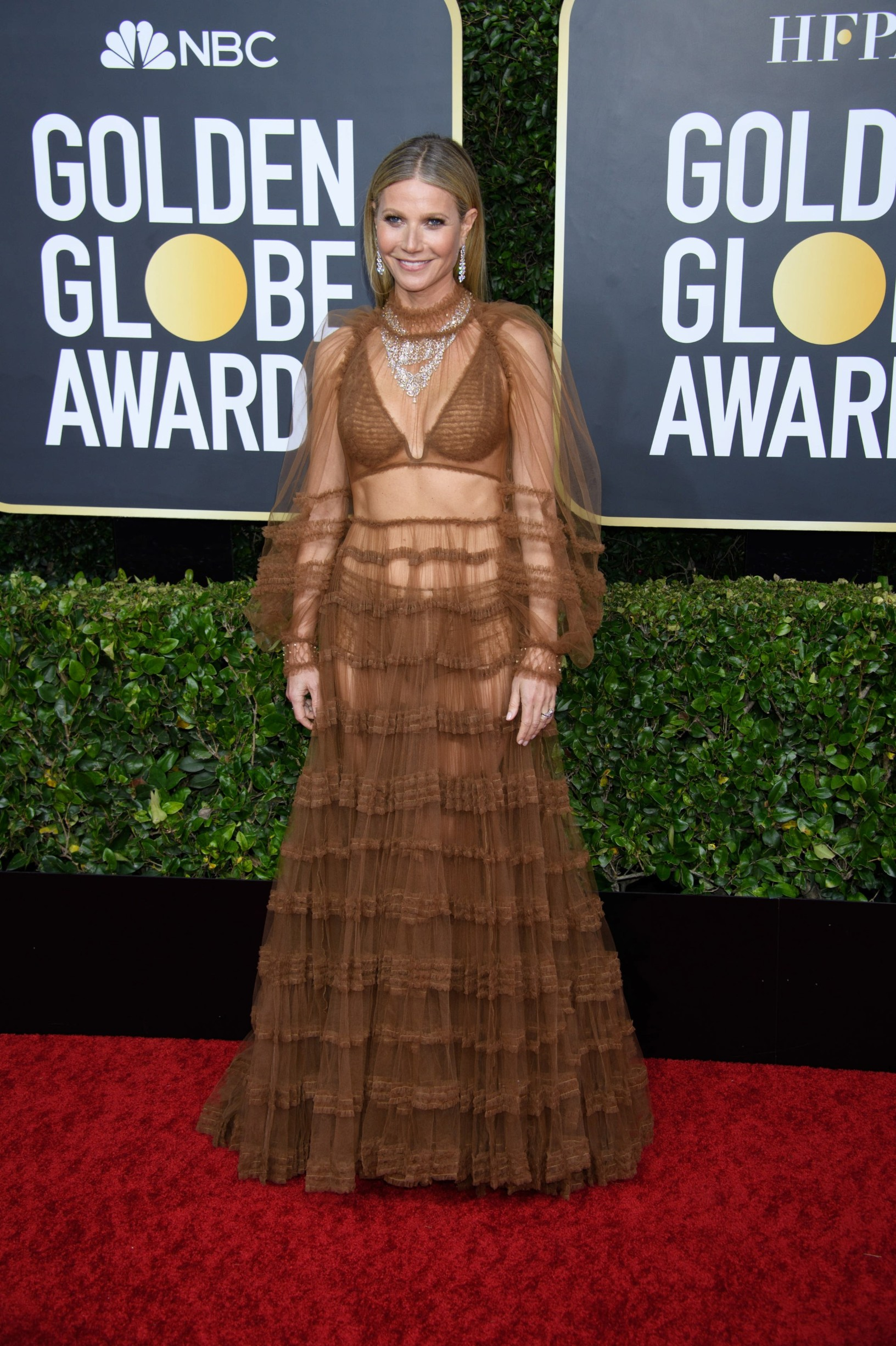 Gwyneth Paltrow arrives at the 77th Annual Golden Globe Awards at the Beverly Hilton in Beverly Hills, CA on Sunday, January 5, 2020.,Image: 491235590, License: Rights-managed, Restrictions: NO ITALY, GERMANY, BENELUX, USA or AUSTRALIA - Fee Payable Upon Reproduction - For queries contact Avalon.red - sales@avalon.red London: +44 (0) 20 7421 6000 Los Angeles: +1 (310) 822 0419 Berlin: +49 (0) 30 76 212 251, Model Release: no, Credit line: PacificCoastNews/Avalon.red / Pacific coast news / Profimedia
