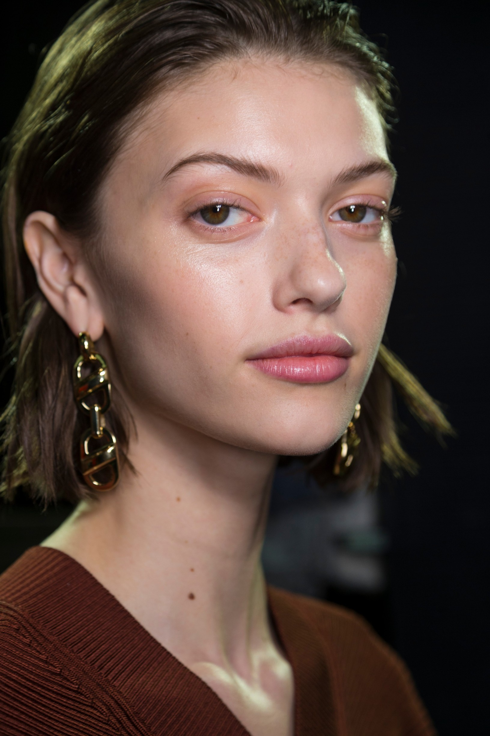 Boss Fall 2020 Ready-to-Wear CollectionFashion Show backstage at Milan Fashion Week,  Italy in February 2020.,Image: 501132238, License: Rights-managed, Restrictions: , Model Release: no, Credit line: Rick Gold / Capital pictures / Profimedia