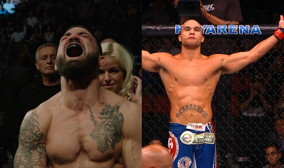 Mike Perry i Robbie Lawler