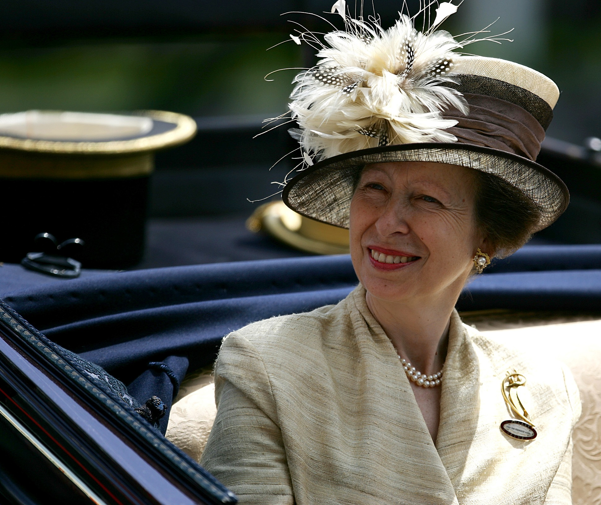File photo dated 20/06/06 of the Princess Royal arriving at Royal Ascot Anne celebrates her 70th birthday on Saturday.,Image: 551795800, License: Rights-managed, Restrictions: FILE PHOTO, Model Release: no, Credit line: Chris Young / PA Images / Profimedia