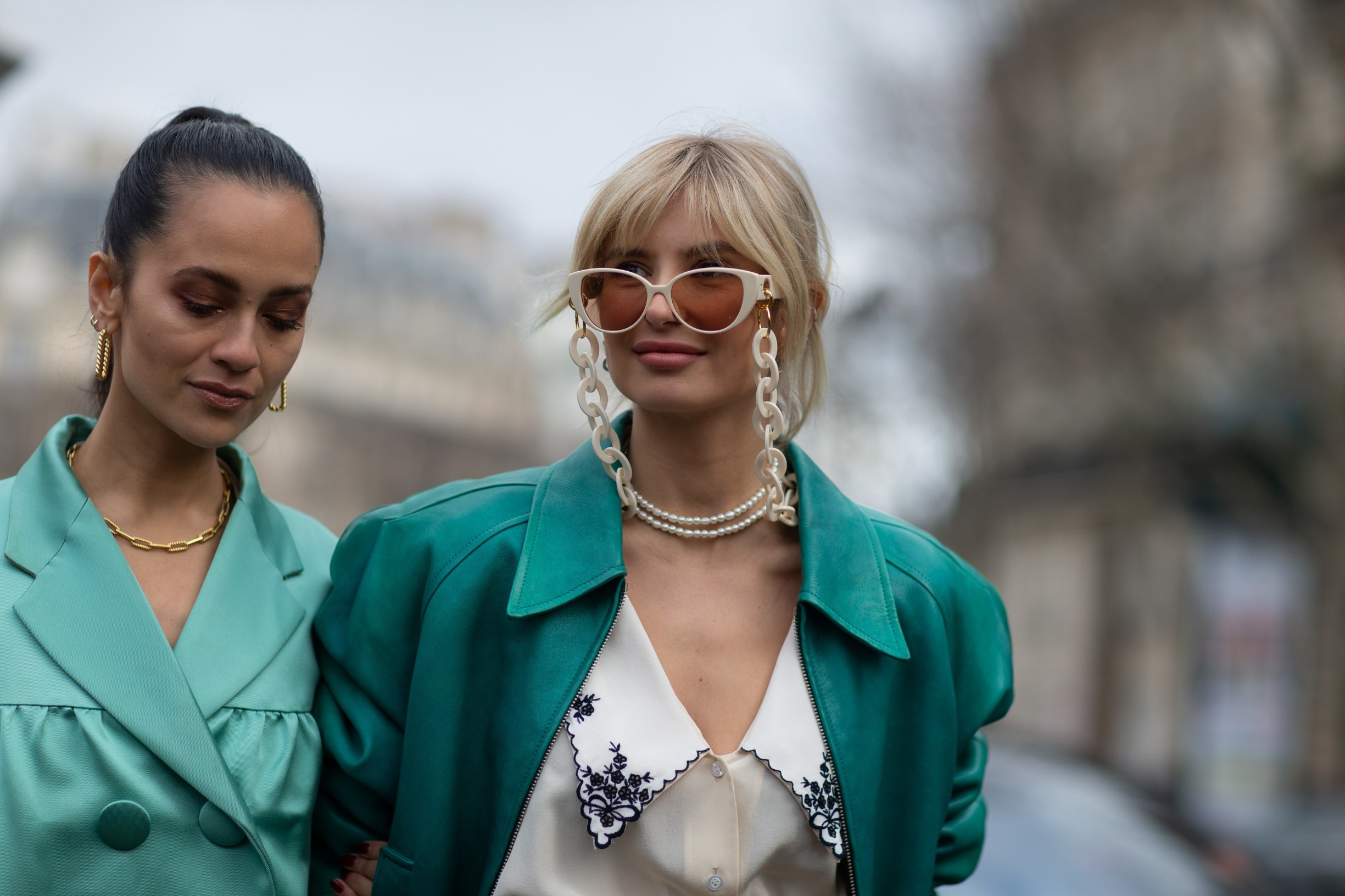 Street Style Street Style, Fall Winter 2020, Paris Fashion Week, France - 03 Mar 2020,Image: 506761133, License: Rights-managed, Restrictions: , Model Release: no, Credit line: Photoeventshd / Shutterstock Editorial / Profimedia