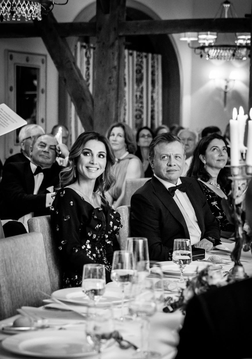 Her Majesty Queen Rania Al Abdullah of Jordan will celebrate her birthday on Monday, August 31, 2020, marking the start of another year in her life-long journey as the partner and companion of His Majesty King Abdullah II on this occasion pictures of family, global visits, local visits and portaits. 23 Aug 2020 on this occasion pictures of family, global visits, local visits and portaits Photo: Royal Hashemite Court / Albert Nieboer /  Netherlands OUT / Point de Vue OUT Set ID: 603702.,Image: 554631233, License: Rights-managed, Restrictions: ONLY Australia, Canada, Croatia, Denmark, Greece, Ireland, Israel, Italy, Japan, Lithuania, New Zealand, Norway, Poland, Portugal, Romania, Slovakia, Slovenia, South Africa, South Korea, Taiwan, Thailand, Turkey, Ukraine, United Arab Emirates, United Kingdom, United States, Model Release: no, Credit line: EliotPress  / ELIOTPRESS / MEGA / The Mega Agency / Profimedia