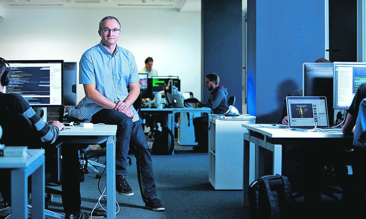 Damir Sabol, osnivač startupa koji stoji iza aplikacije Photomath