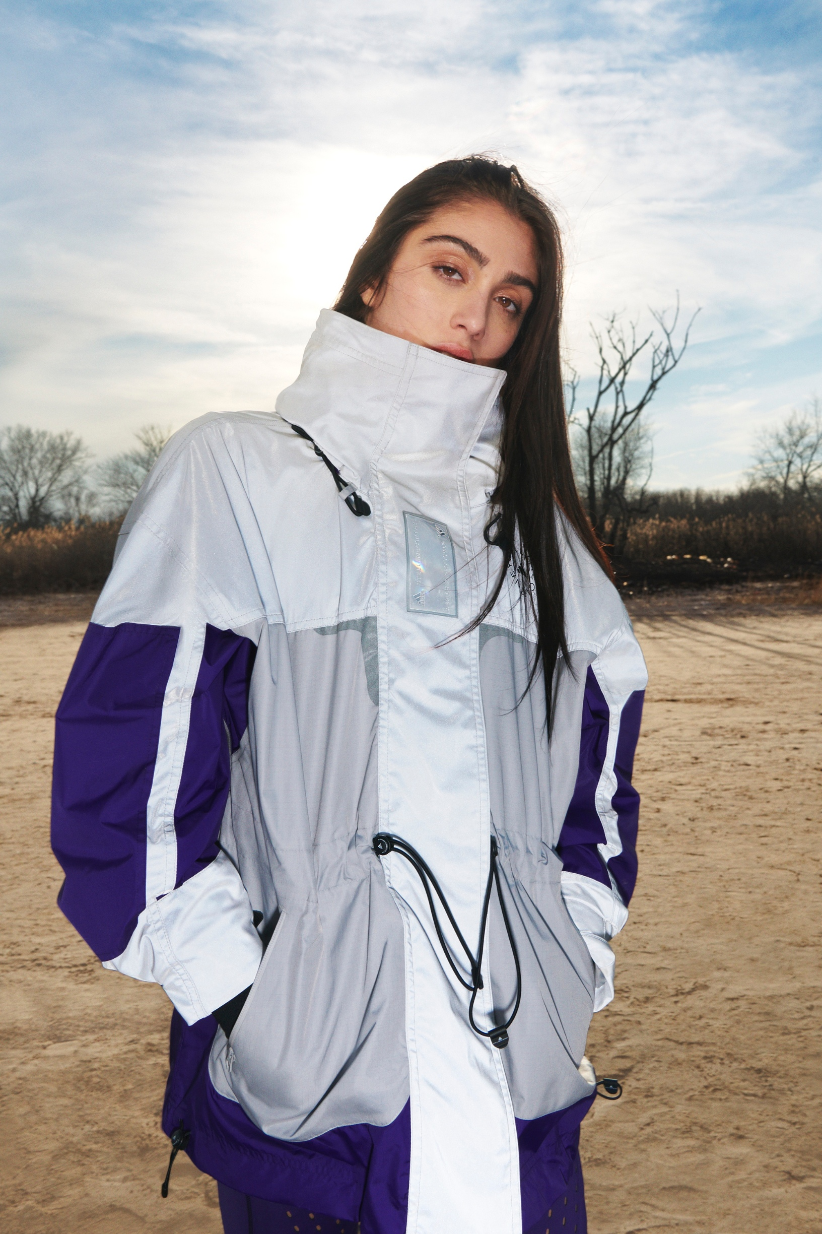 Madonna's daughter Lourdes Leon choreographs, co-directs and stars in this new adidas by Stella McCartney autumn/winter 2020 collection campaign. The collection