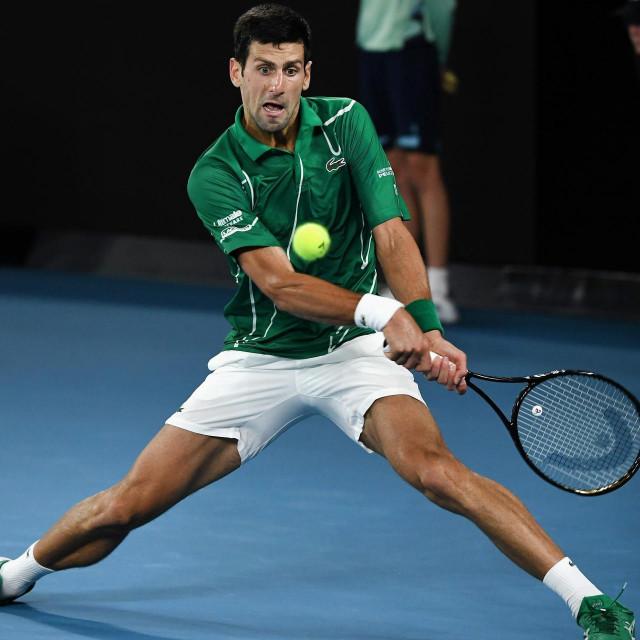 Novak posjeduje sposobnost izvući se i odigrati najbolje poteze kada je najkritičnije
