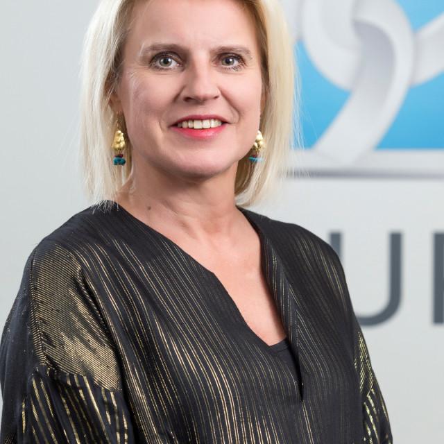 Anny Brusić, direktorica HUP-ove Udruge malih i srednjih poduzetnika