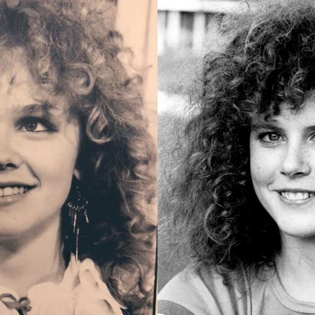 Tajči i Nicole Kidman tijekom osamdesetih nosile su iste frizure