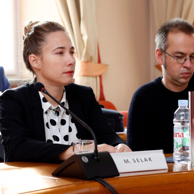 Marija Selak s Raspudićem je zvijezda emisije 'Peti dan' HRT-a