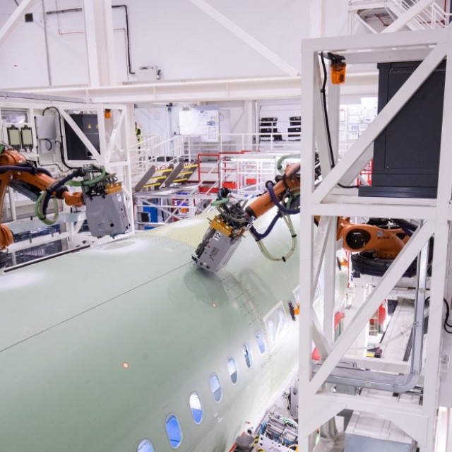 Tvornica Airbusa