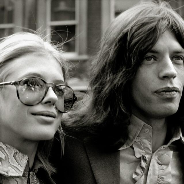 Marianne Faithfull i Mick Jagger četiri su godine proveli u romansi koja je punila naslovnice tabloida