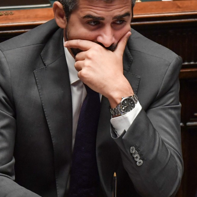 Potpredsjednik talijanske vlade Riccardo Fraccaro