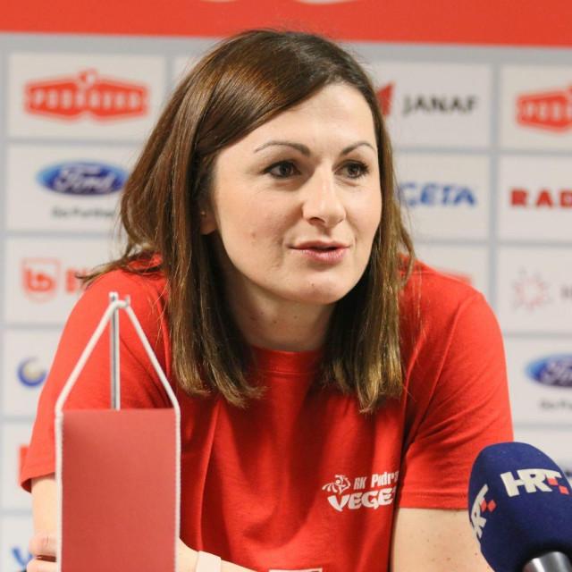 Miranda Tatari Šimunović, sportska direktorica Podravke Vegete